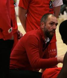 Coach Donald CHANTREAU